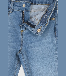 Slim-Fit-Denim-Ceket-I3577AZ18SPNM34